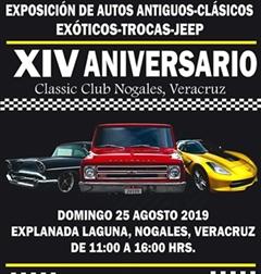 Más información de XIV Aniversario Classic Club Nogales
