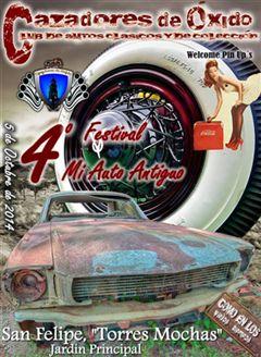 4o Festival Mi Auto Antiguo