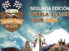 Más información de Puebla Classic Tour 2016