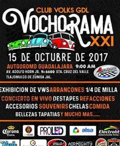 Más información de Club Volks GDL Vochorama XXI