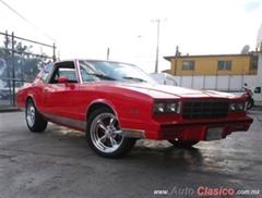 Día Nacional del Auto Antiguo Monterrey 2019 - Chevrolet Monte Carlo 1981