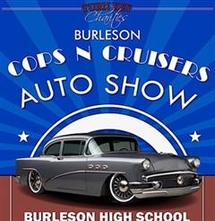 Más información de 2019 Burleson Cops N Cruisers Car Show
