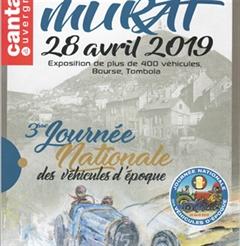 Más información de 3er Día Nacional de Vehículos Antiguos en Murat