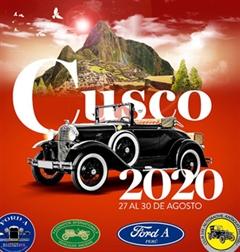Más información de II Encuentro Latinoamericano Ford A XXIV Rally Andino