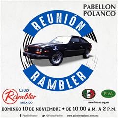 Reunión Club Rambler México Noviembre 2019