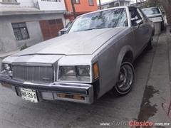 Día Nacional del Auto Antiguo Monterrey 2020 - Buick regallimite 1985