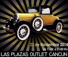 Más información de Exhibición de Autos Antiguos Cancún