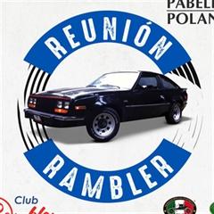 Más información de Reunión Club Rambler México Noviembre 2019