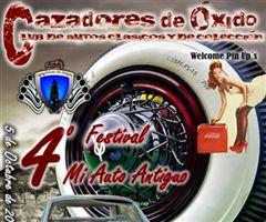 Más información de 4o Festival Mi Auto Antiguo
