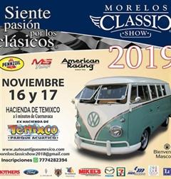 Más información de Morelos Classic Show 2019