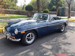 1971 MG MGB Convertible