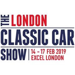 Más información de The London Classic Car Show 2019