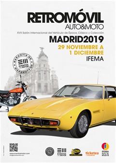 Retromóvil Madrid 2019