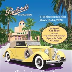 Más información de Packards in Paradise Concours - Newport Beach 2002