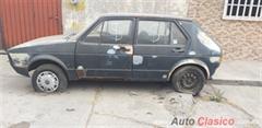 1980 Volkswagen caribe Hatchback