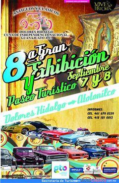 8a Gran Exhibición y Paseo Turístico 2013