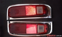 Micas usadas de stop ford pick up americana 73-79 y bicel usado pulido.