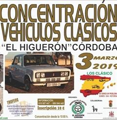 """Más información de VIII Concentración de Vehículos Clásicos """"El Higuerón"""" Córdoba"""