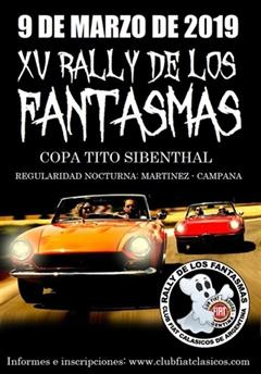 Más información de XV Rally de los Fantasmas