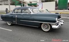 Día Nacional del Auto Antiguo Monterrey 2020 - Cadillac Fleetwood 1952