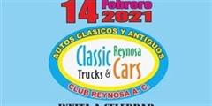 Más información de Día Nacional del Auto Antiguo Reynosa 2021