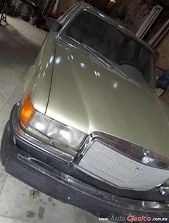 1980 Mercedes Benz 450 SEL 6.9 Sedan