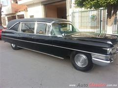 1964 Cadillac Carroza Limousine