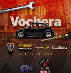 Más información de Noche Vochera Zacatecas 2019