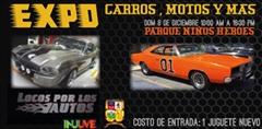 Expo Autos, motos y más 2019