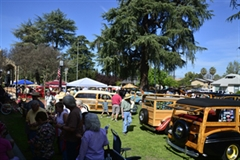 """14th Annual """"Woodies in the Valley"""""""