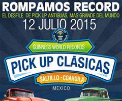 Más información de Guinness World Records Pickup Clásicas