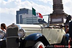 Día Nacional del Auto Antiguo Monterrey 2018 - Exhibición Parte I