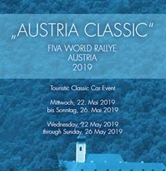 Más información de Austria Classic - Fiva World Rally Austria 2019