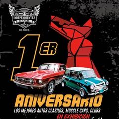 Más información de 1er Aniversario Independientes Classic & Muscle Neza