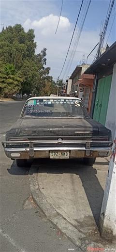 1966 Otro Rambler Hardtop