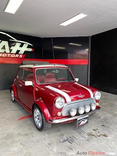 Otro Mini Cooper Coupe 1984