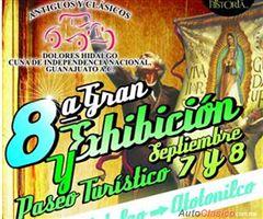 Más información de 8a Gran Exhibición y Paseo Turístico 2013