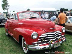 9a Expoautos Mexicaltzingo - Chevrolet Convertible 1948