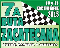Más información de Séptima Ruta Zacatecana