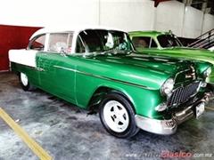 Día Nacional del Auto Antiguo Monterrey 2019 - Chevrolet Bel Air 1955
