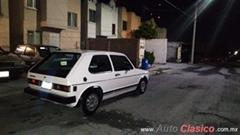 Día Nacional del Auto Antiguo Monterrey 2020 - Volkswagen Caribe 1984
