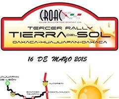 Más información de Tercer Rally Tierra del Sol