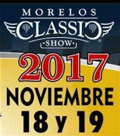 Más información de Morelos Classic Show 2017