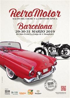 Más información de Retro Motor Barcelona 2019