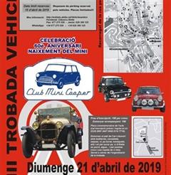 Más información de VIII Trobada Vehicles Clássics Alella