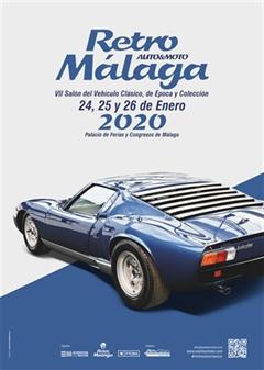 VII Retro Málaga