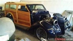 1936 Ford Woody Vagoneta