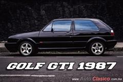 1987 Volkswagen golf gl Hatchback