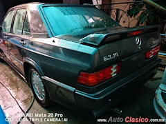 1986 Mercedes Benz 190 E 2,3 16V COSWORTH Sedan