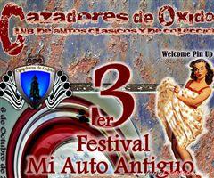 Más información de 3er Festival Mi Auto Antiguo en San Felipe Torres Mochas Guanajuato 2013